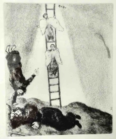 Chagall, Jacobs droom